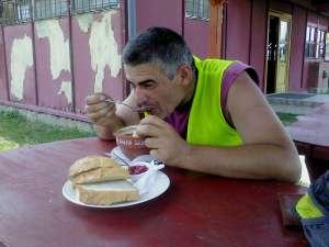 Ručak u mestu Kočola