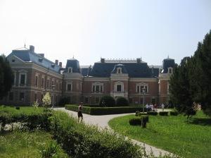 Kaštel u mestu Lendjel