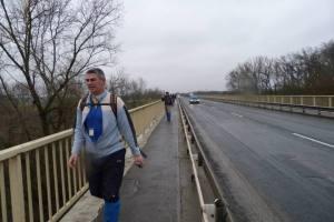 Prelazak preko Tise, most na putu broj 43 (foto Szabo Zsolt)