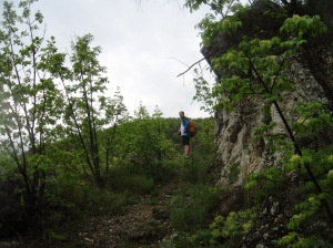 Silazak u selo Dolac