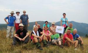 Vrh Veliki Kozomor 1007 m/nv