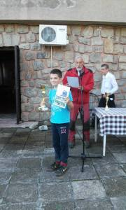 Bogdan, najmlađi učesnik akcije