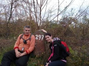 Karaula 297 m/nv, najviša tačka Podunavskog okruga
