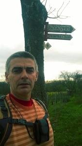 Skretanje za manastir Koporin