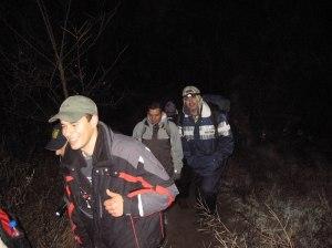 Noćno pešačenje 29.11.2008. godine